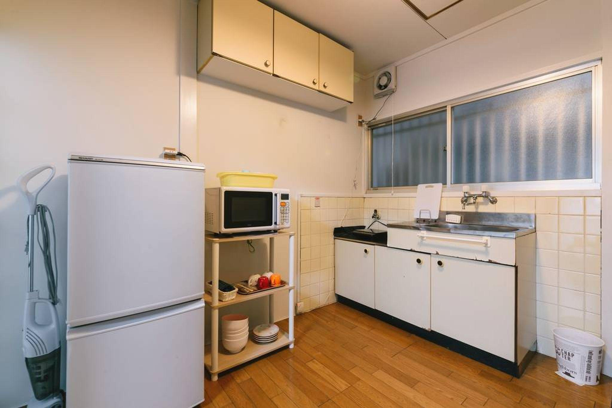 1 Bedroom With Kitchen And Bathroom 1103
