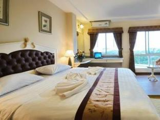 エアポート グリーナリー ホテル&サービスド アパートメント Airport Greenery Hotel & Serviced Apartment