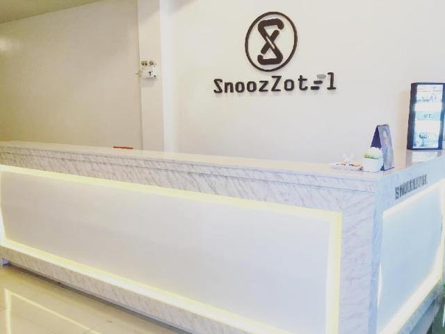 สนูซโซเทล – SnoozZotel