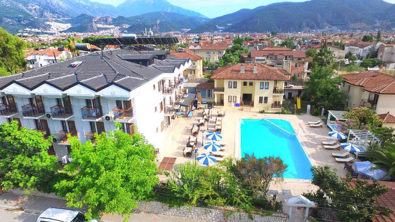 Kilim Hotel And Apartment