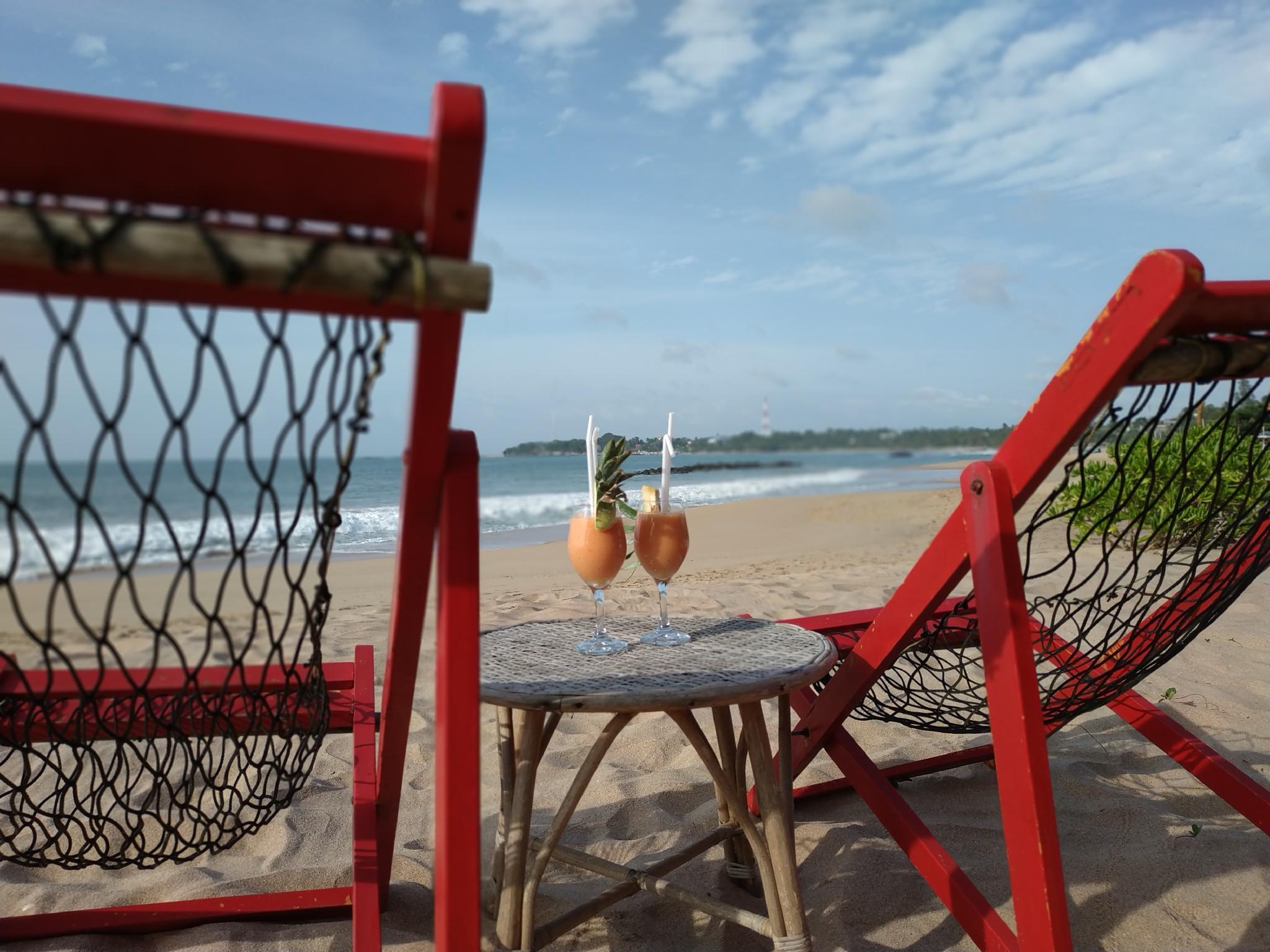 Asha Beach And Spa