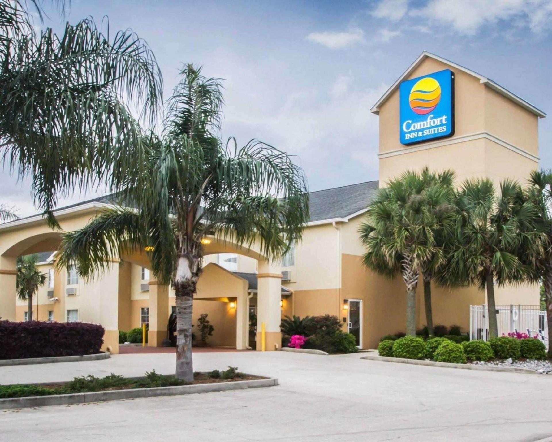 Comfort Inn And Suites Morgan City