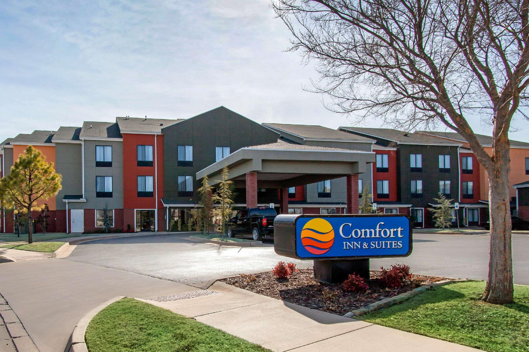 Comfort Inn And Suites Norman Near University