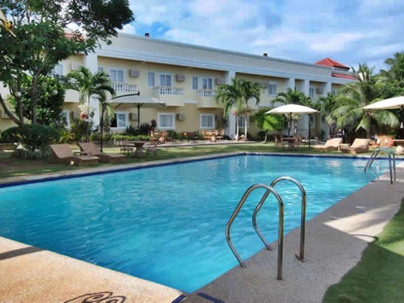 Alona Kew White Beach Resort Agoda