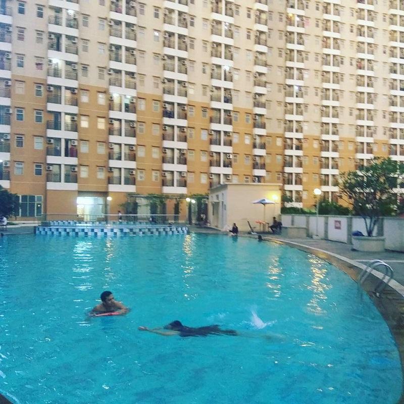 Rizky Apartemen Margonda Residence 2