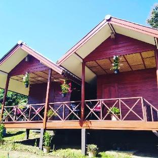 [ドイインタノン]バンガロー(18m2)| 1ベッドルーム/1バスルーム Chiangmai Elephant Home Family 1