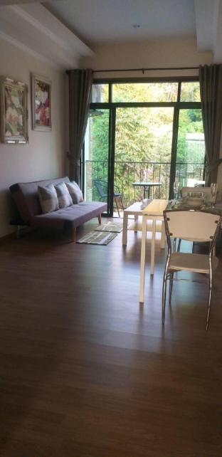 [ムアクレック]アパートメント(38m2)| 1ベッドルーム/1バスルーム Mountainous Hill Khao Yai