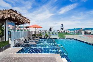 Hallo Patong Hotel โรงแรมฮัลโล ป่าตอง