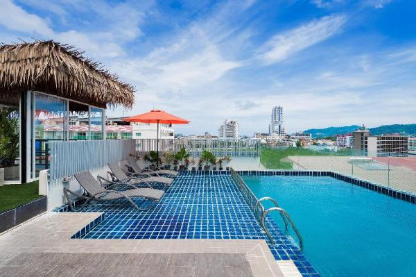 Hallo Patong Hotel Phuket