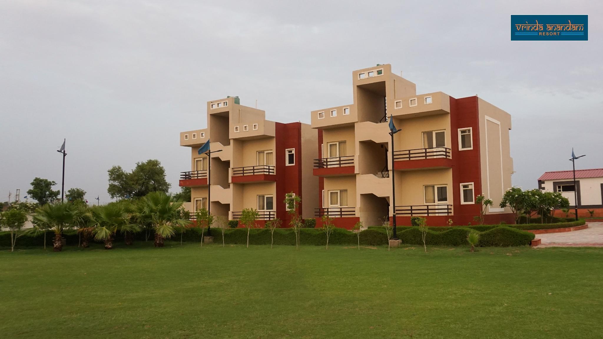 Vrinda Anandam Resort