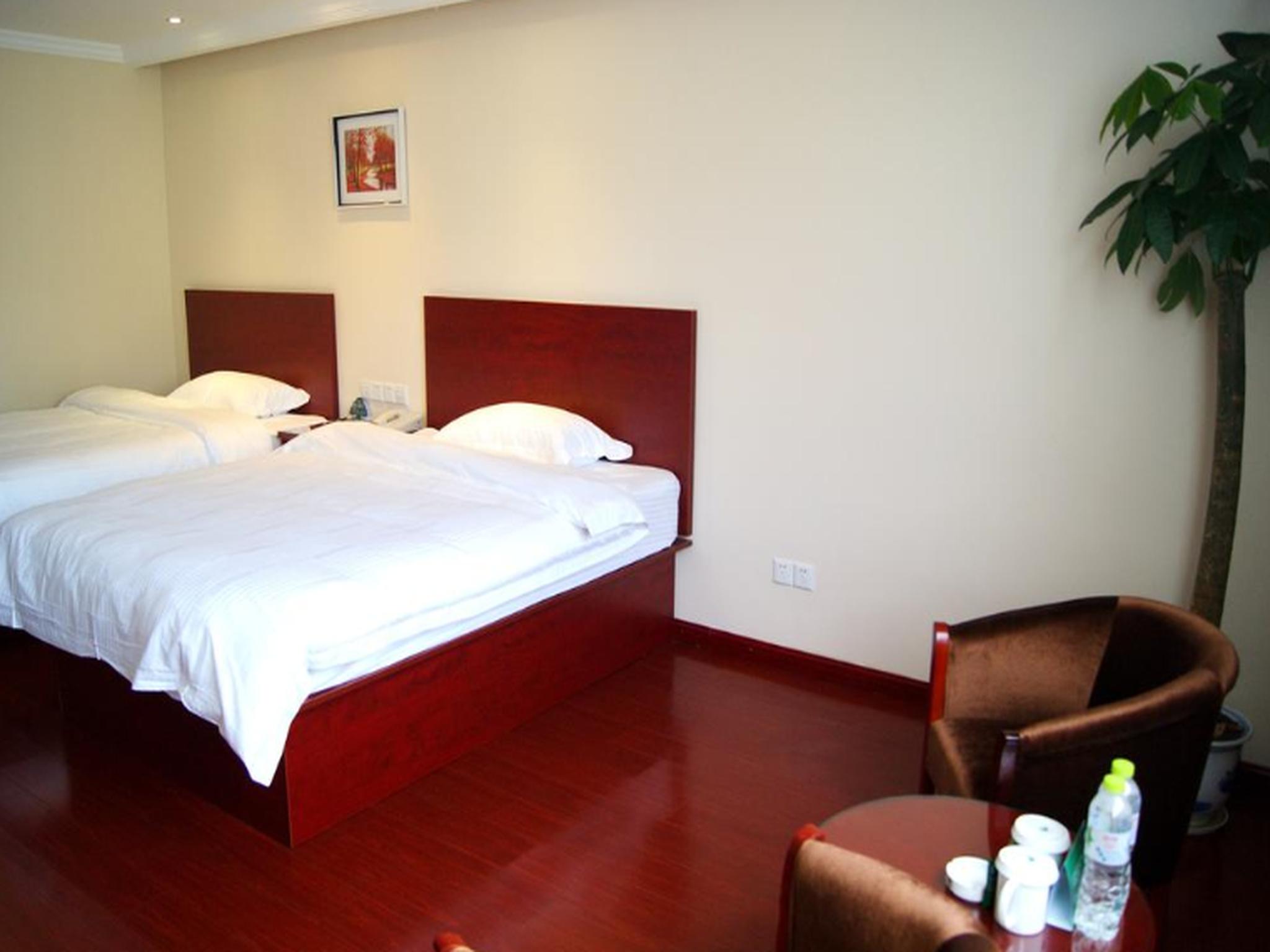 GreenTree Inn Suqian Xiangwang Guli South Xingfu Road Business Hotel