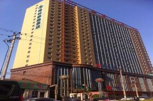 GreenTree Inn DingZhou Railway Station Business Hotel