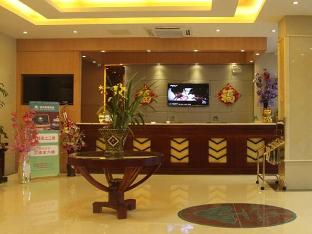 GreenTree Inn Yangzhou Gaoyou Chengnan New District Hongtaiyang Logistic Park Business Hotel