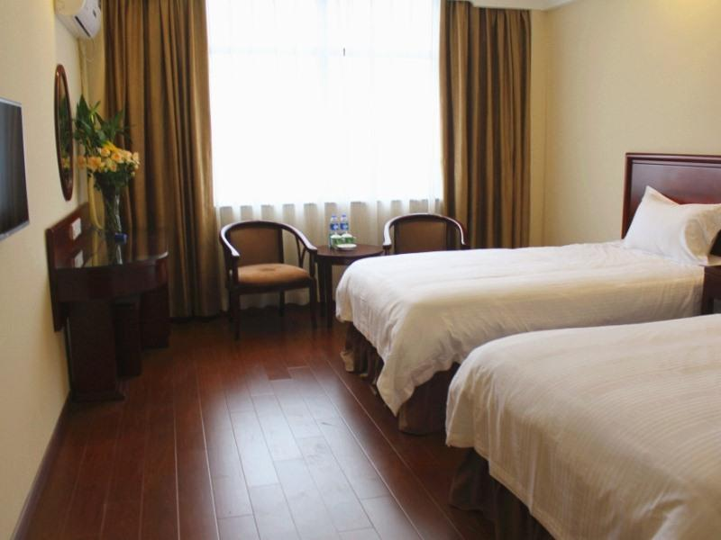 GreenTree Alliance HeFei Suzhou Road Hotel
