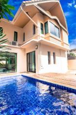 Natcha Pool Villa E Style - Pattaya
