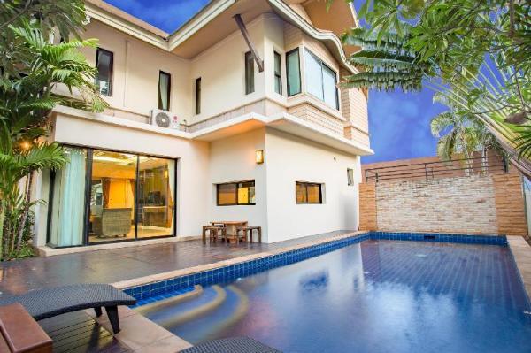 Natcha Pool Villa Special Pattaya