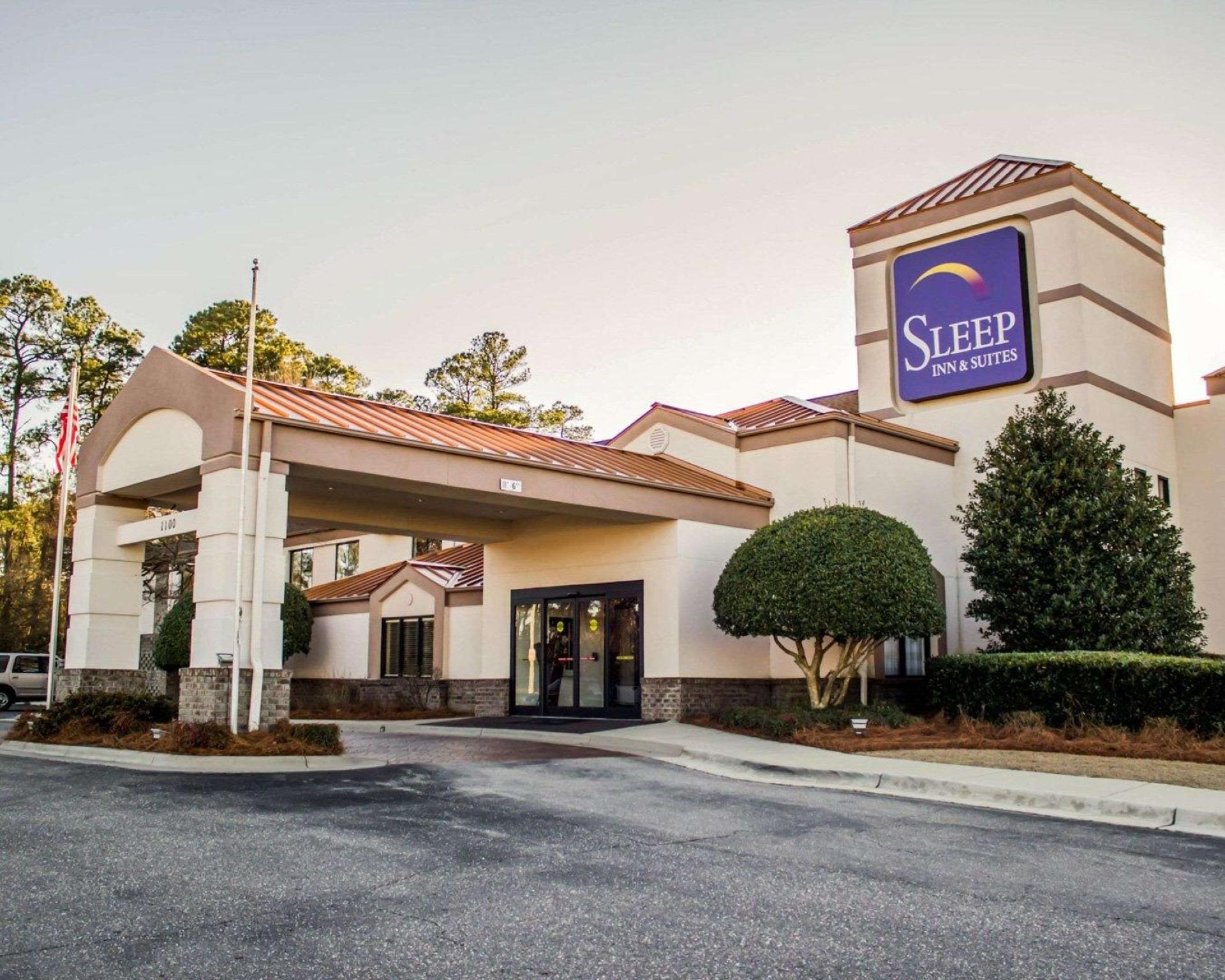 Sleep Inn And Suites Near Ft. Bragg