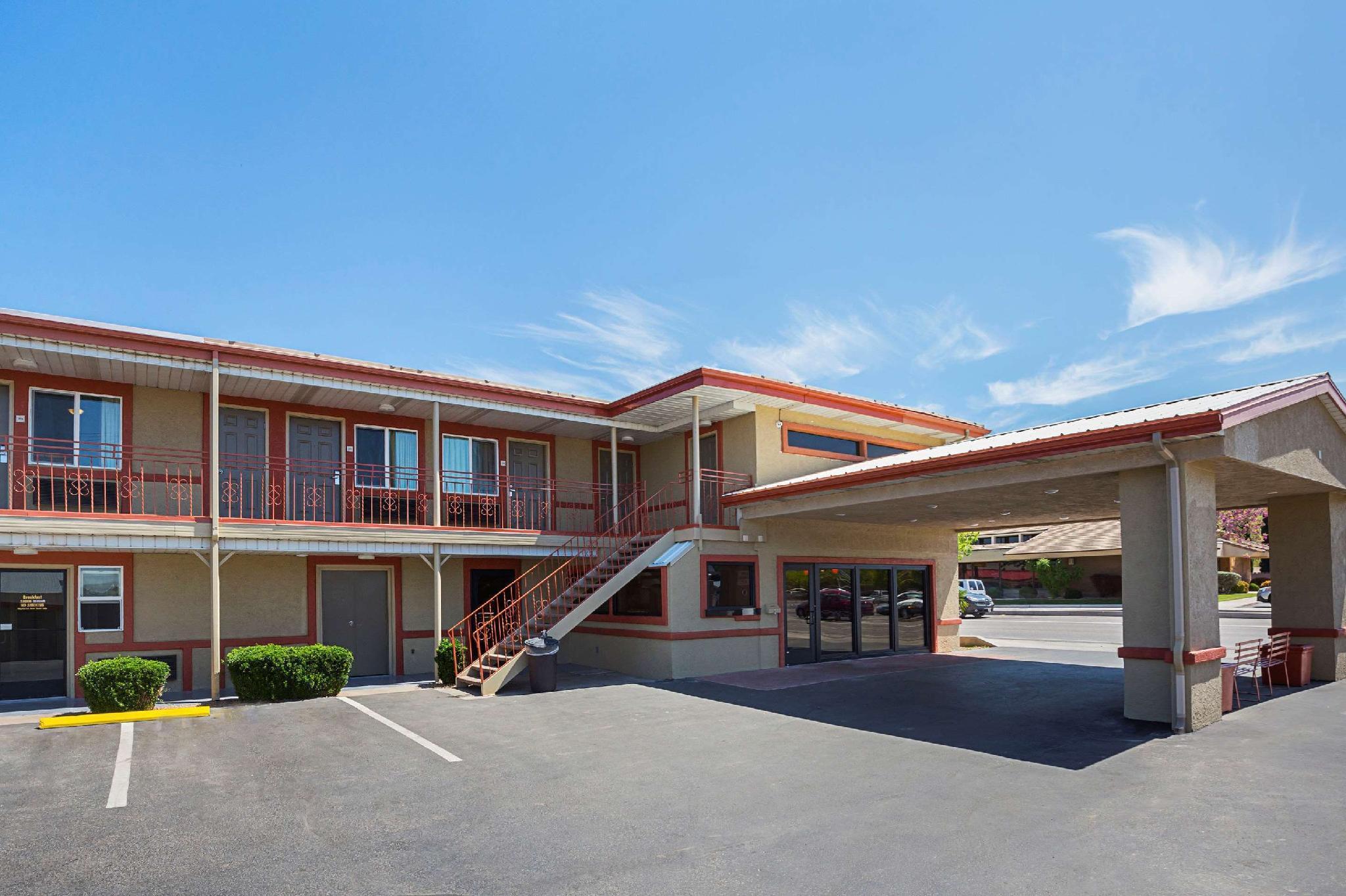 Econo Lodge Hurricane Zion Park Area