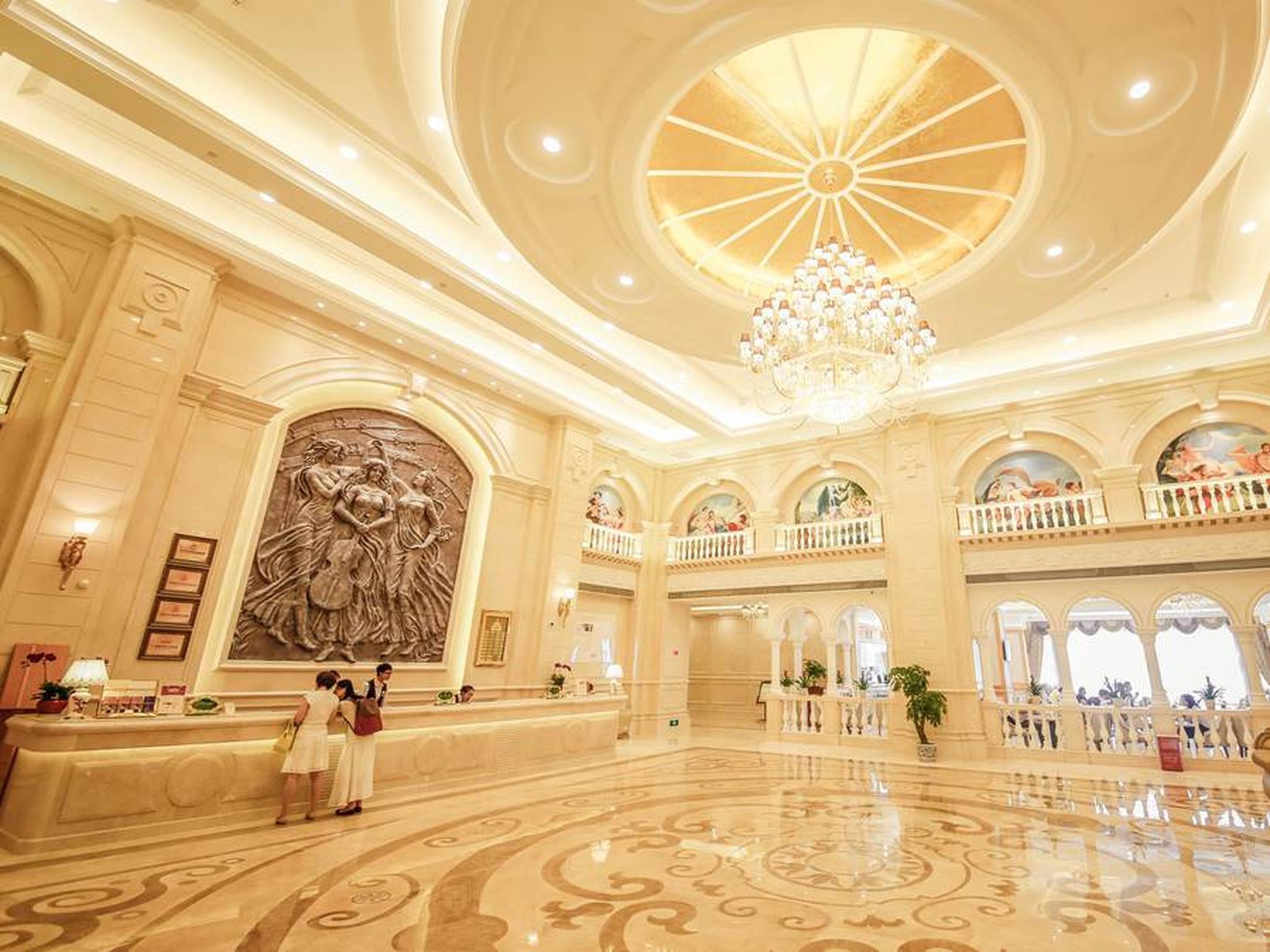 Vienna International Hotel Wuhan Jiedaokou Branch