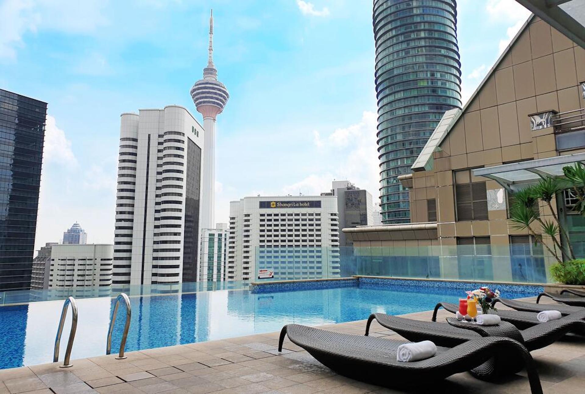 163 Cormar Residences Kuala Lumpur
