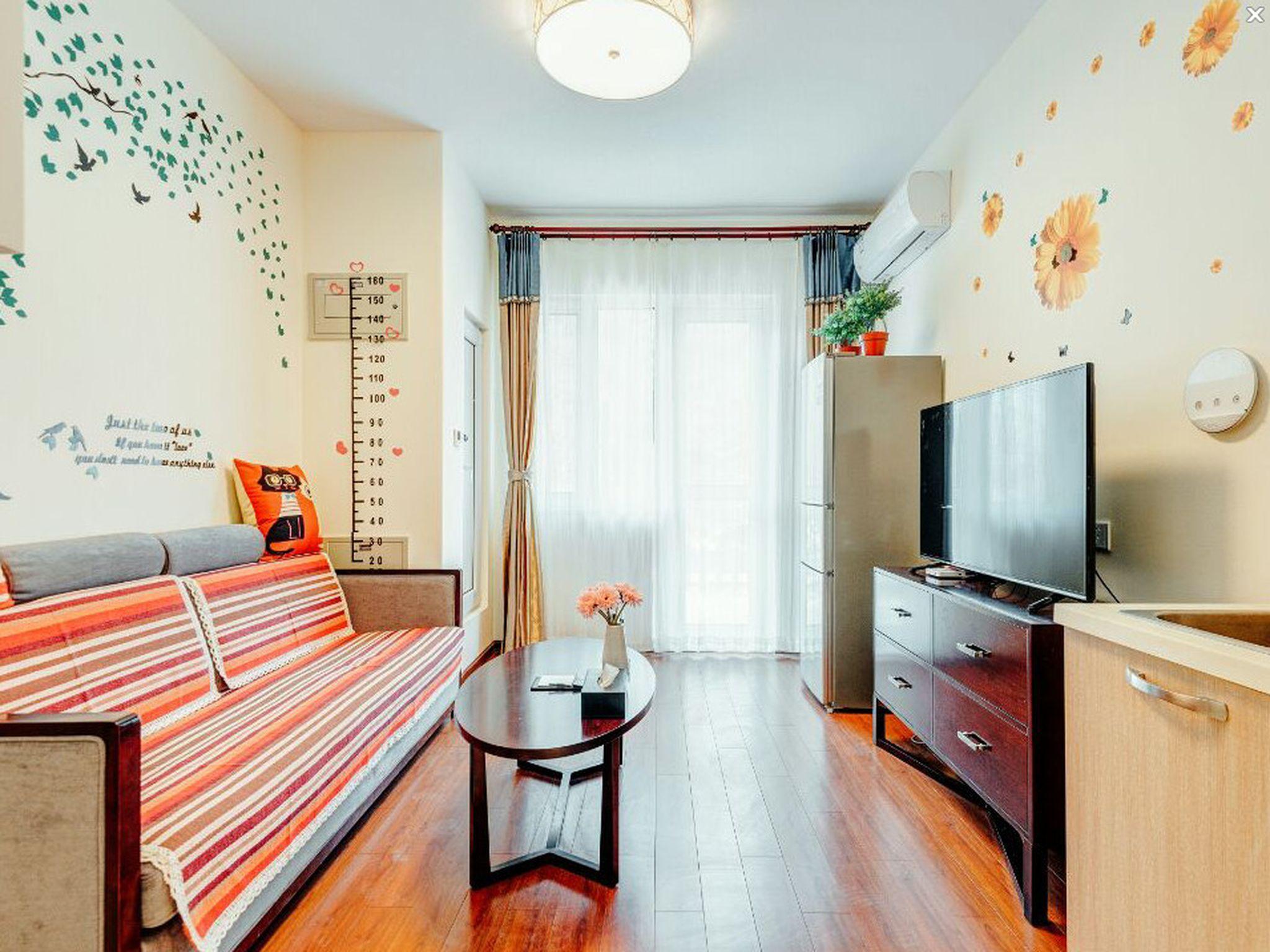 Gubei Watertown Loft 2bedroom
