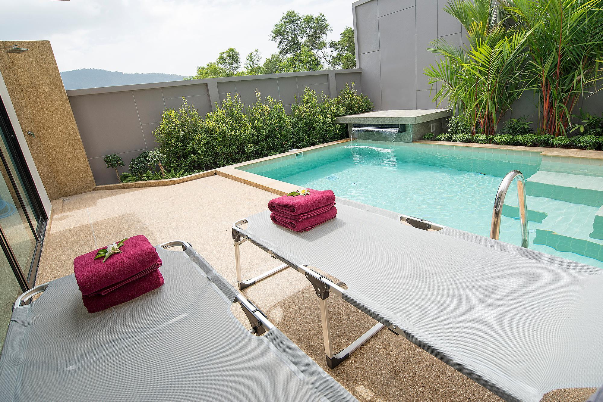 Review Pumeria Resort Phuket