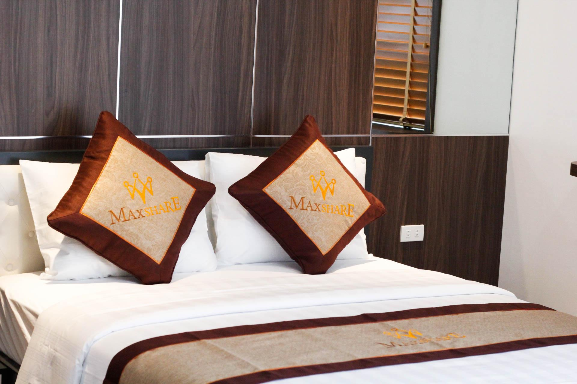 Maxshare Hotel And Serviced Apartment