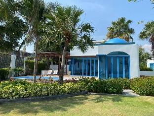 [ホアヒン市内中心地]ヴィラ(60m2)| 2ベッドルーム/2バスルーム Pool Villa The Crest Santora Huahin by Bim