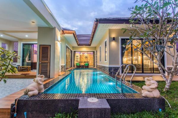 The Connect Pool Villa 1 Krabi