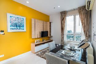 [スクンビット]アパートメント(35m2)| 1ベッドルーム/1バスルーム Cosy apartment next to BTS Phra Khanong with WiFi