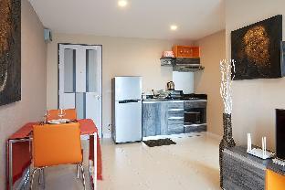 [プラプラディン]アパートメント(36m2)| 1ベッドルーム/1バスルーム Comfy home with WiFi- Pool & Gym- 5min Walk to BTS
