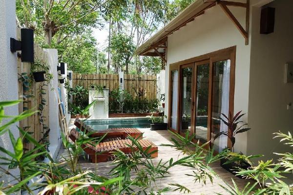 KeRensia Private Pool Villas Gili Air Lombok