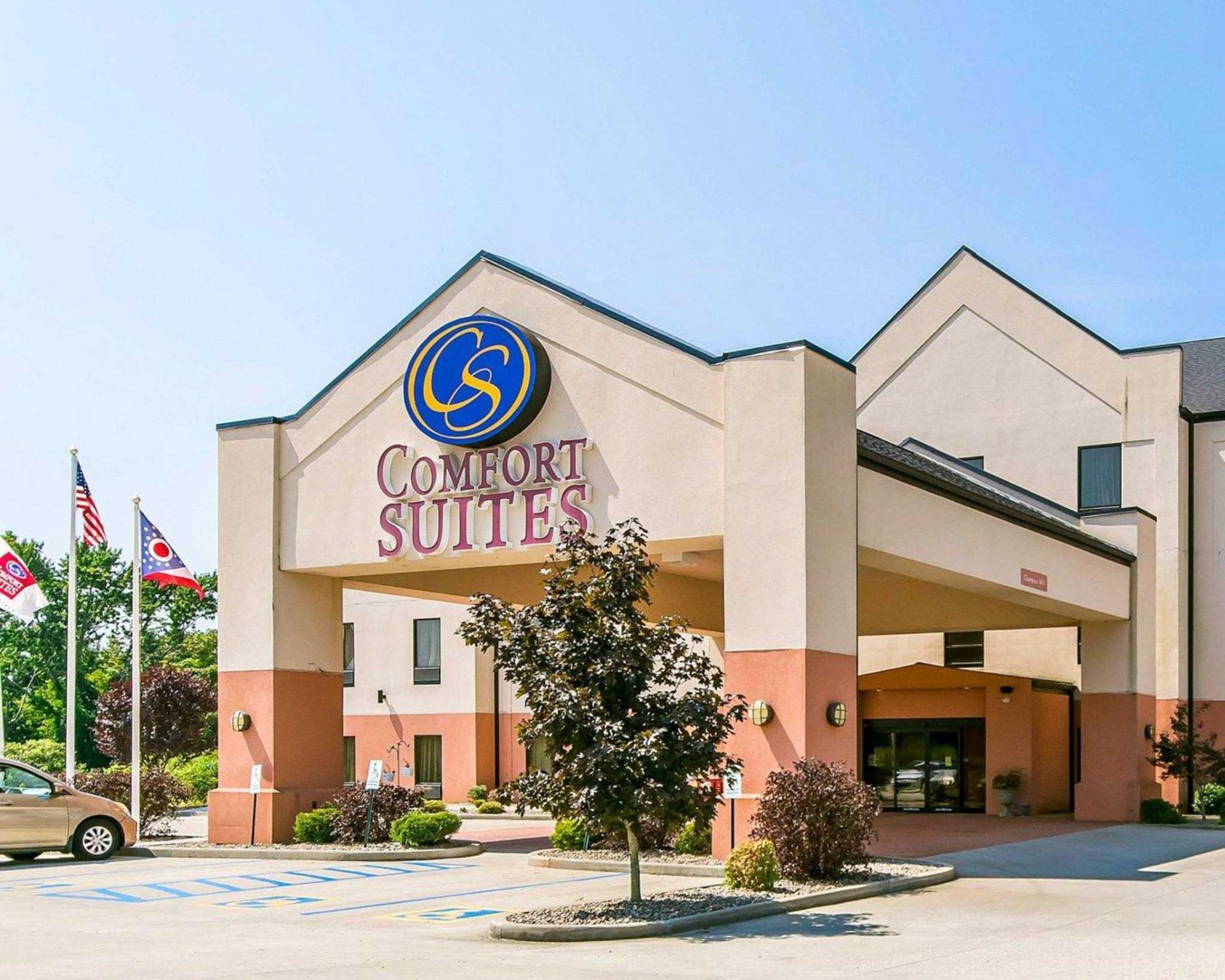 Comfort Suites South Point   Huntington