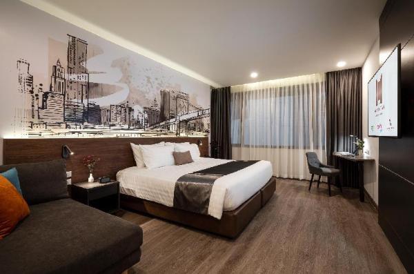 โรงแรมแมนฮัตตัน กรุงเทพ