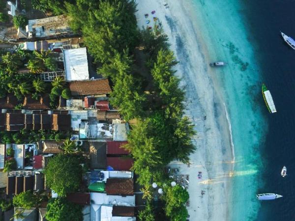 Warna Beach Hotel Lombok