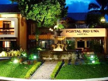 Portal Rio Una