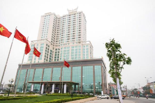 Muong Thanh Luxury Phu Tho Hotel. Viet Tri (Phu Tho)