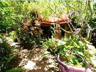 Ban Sabai Big Buddha Hotel Samui - Garden