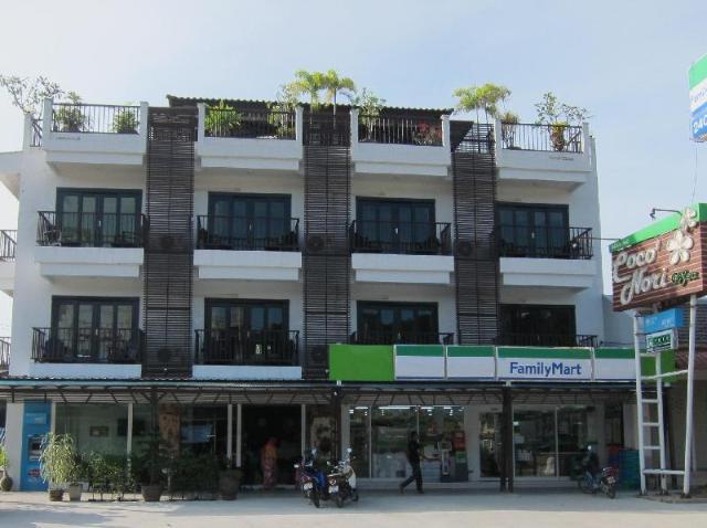 โรงแรมโคโค่ โนริ แอท ซี – Coco Nori at Sea Hotel