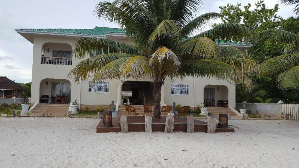 Seashell Beach Villa Seychelles Islands