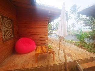 [カノム]バンガロー(24m2)  1ベッドルーム/1バスルーム Inspiring Bungalow between beach and river