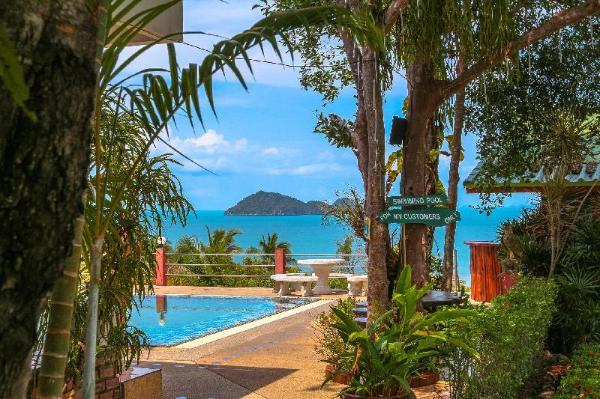 Golden Hill Resort Koh Phangan