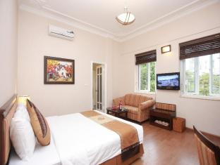 Hanoi Hasu Hotel Hanoi - Executive Double Moon View or City View