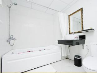 Hanoi Hasu Hotel ฮานอย - ห้องน้ำ