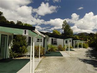 Glacier Gateway Motel Franz Josef Glacier - Glacier Gateway Motel Exterior
