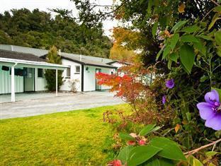 Glacier Gateway Motel Franz Josef Glacier - Garden