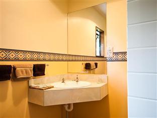 Glacier Gateway Motel Franz Josef Glacier - Studio Double Bathroom