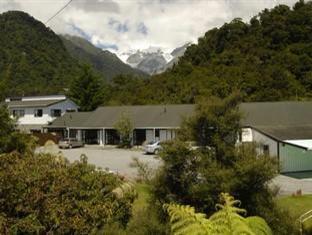 Glacier Gateway Motel Franz Josef Glacier - Glacier Gateway Motel
