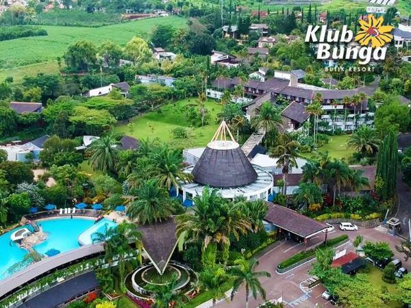 Klub Bunga Butik Resort Malang