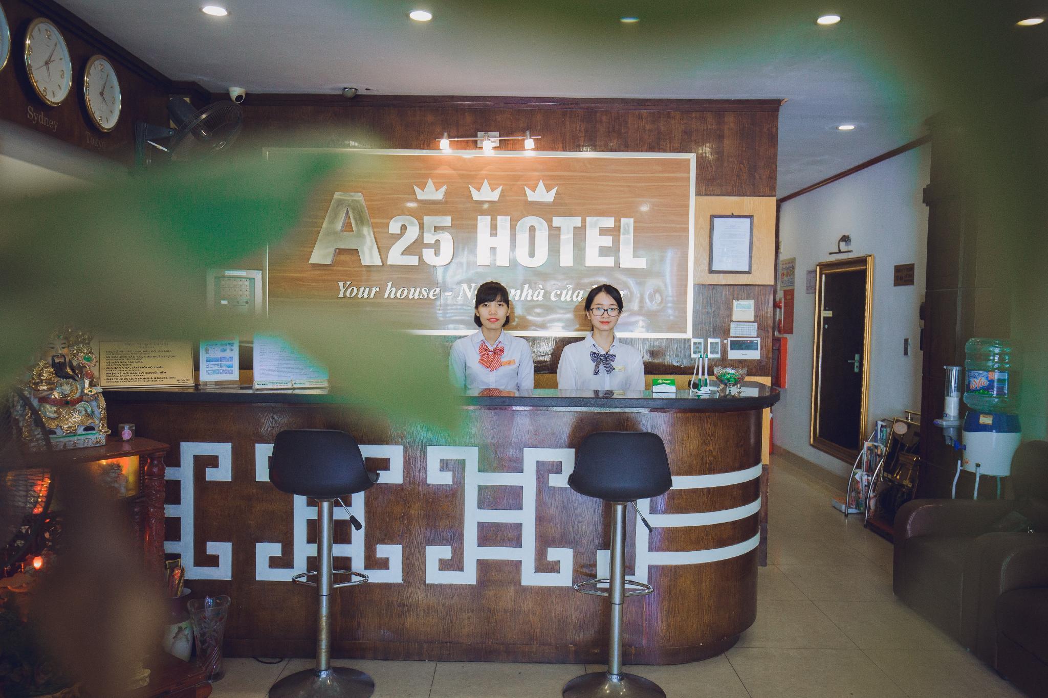 A25 Hotel   Tran Quy Cap